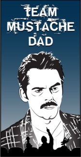 Team Moustache Dad MST3K Mystery Science Theater 3000 rifftrax Charlie Swan Twilight Breaking Dawn