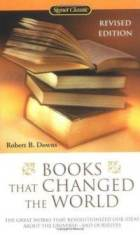 Books that Changed the World Robert B Downs Paperback cover
