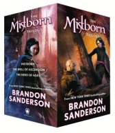 Mistborn: The Final Empire Mistborn The Well of Ascension Hero of the Ages Box Set Cover Brandon Sanderson