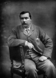 Arthur Conan Doyle 1893